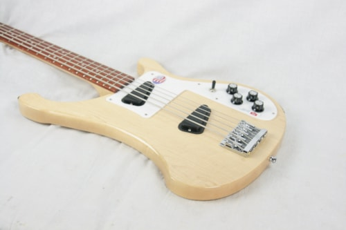 2019 Rickenbacker 4003S/5 MAPLEGLO Bass! 5 String 4001 4003 S MG