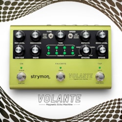 2019 Strymon Volante Magnetic Echo Machine