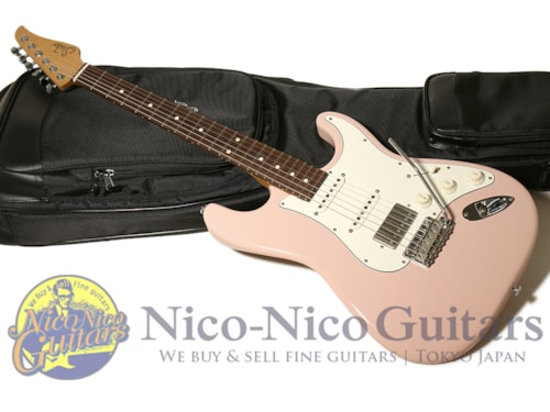 2019 Suhr Guitars Classic Antique Shell Pink