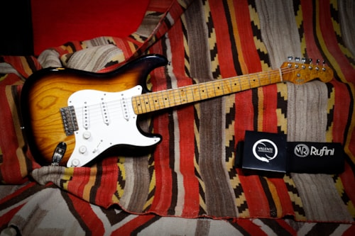 2019 Tone Quest Project 54 Strat Sunburst