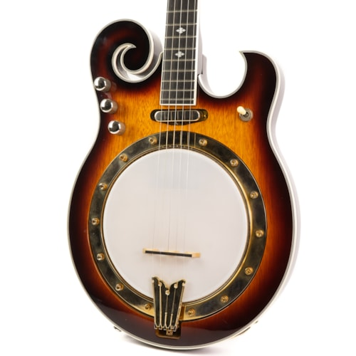 Gold Tone EBM Electric Banjo Sunburst