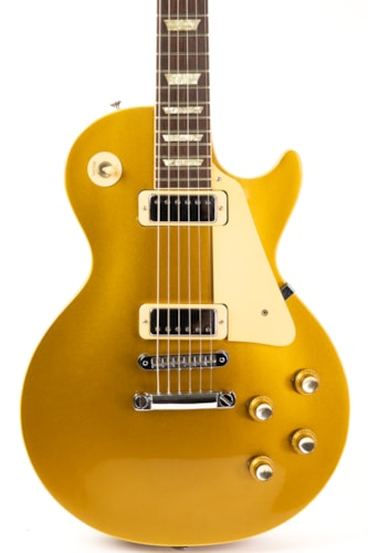 1971 Gibson Les Paul Deluxe Gold Top
