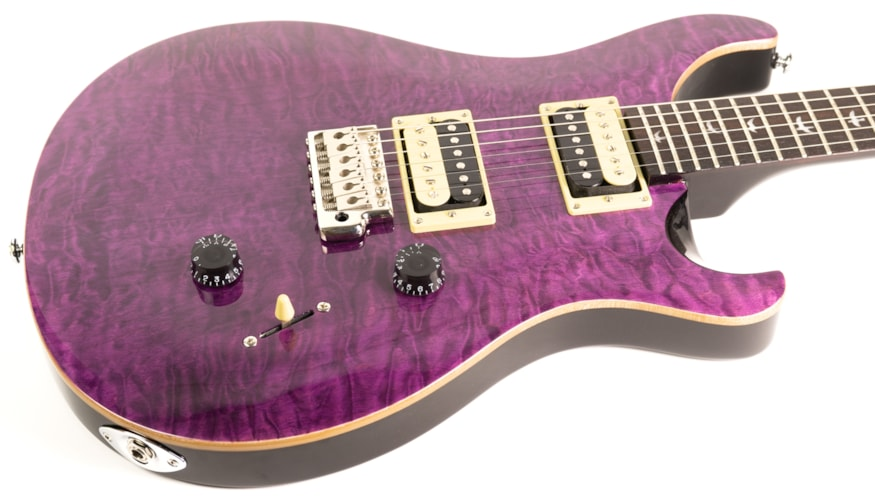 PRS SE Custom 24 30th Anniversary Purple