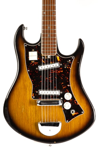 ~1960 Norma Electric Sunburst