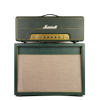 1970 Marshall Super Lead 100 w/ 2x12 Cab