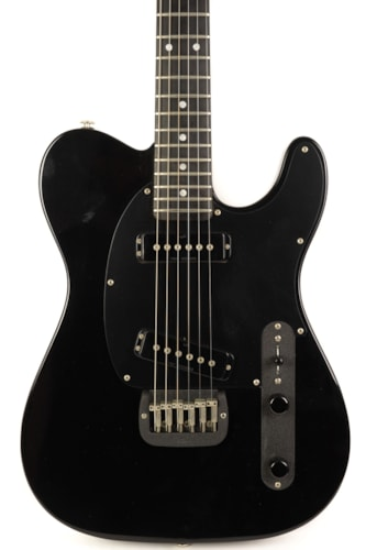 1985 G&L Broadcaster Black