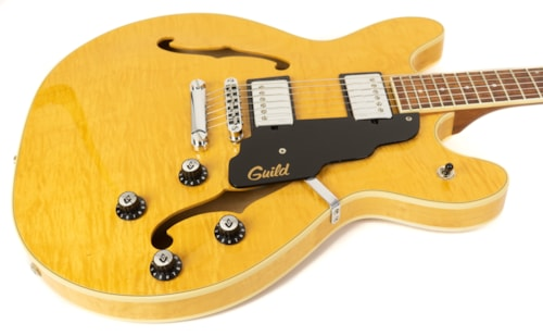 2000 Guild Starfire IC SF-4 Natural Blonde