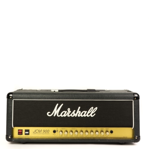 1997 Marshall JCM 900 Model 4100 Dual Reverb 100-Watt Head