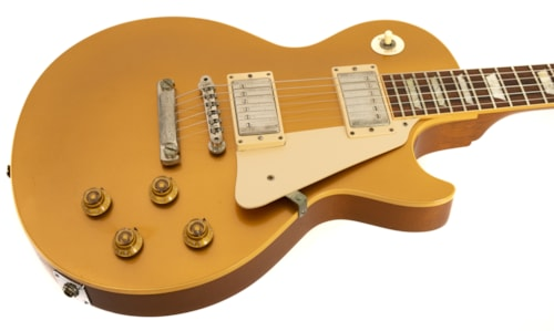 2005 Gibson Custom Shop Historic '57 Reissue Les Paul Gold Top