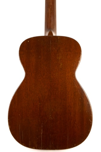 1953 Martin 0-15 Small Bodied Acoustic Natural