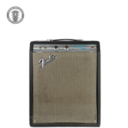 ~1970 Fender Silverface Musicmaster 1x12 Combo Amp