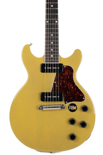 2018 Gibson Les Paul Special Double Cut Limited Edition TV Yellow