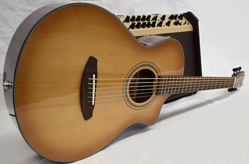 2020 Breedlove Signature Concert CE Copper