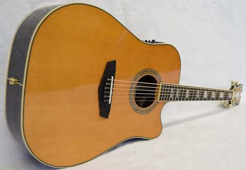 2020 D'Angelico Excel Bowery Natural