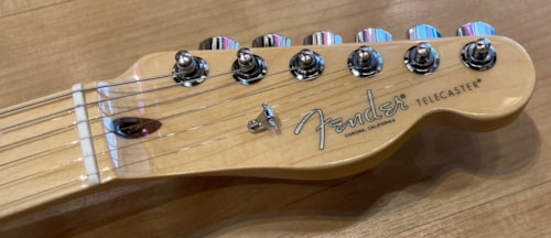 2020 Fender American Professional Telecaster  Natural