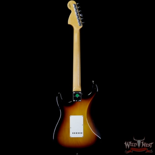 2020 Fender Custom Shop 1970 Stratocaster Jouneyman Relic Faded 3 Tone Sunburst
