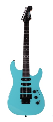 2020 Fender Limited Edition HM Strat Ice Blue