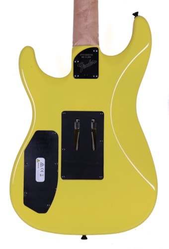 2020 Fender Limited Edition HM Strat in Frozen Yellow