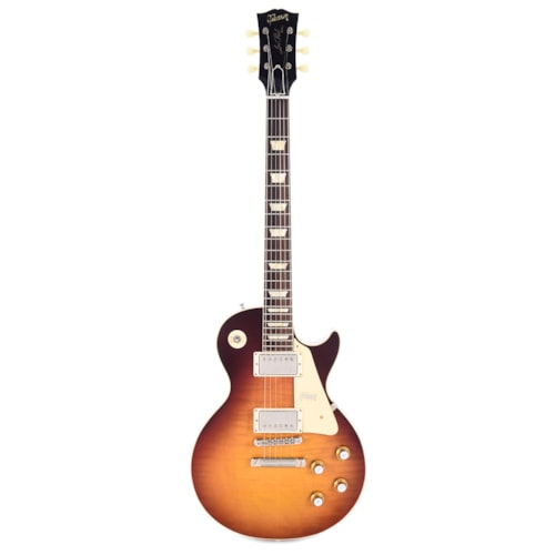 Gibson Custom 60th Anniversary 1960 Les Paul Standard V3 Washed Sunburst VOS 2020 (Serial #00788)