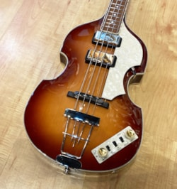 2020 Hofner CT Contemporary Cavern Beatle Bass Fab Gear Model