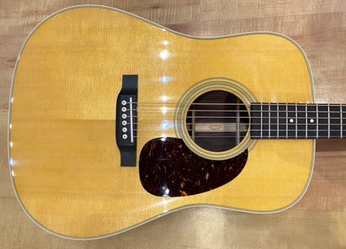 2020 Martin Standard Series D-28 Natural Acoustic Guitar