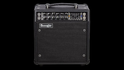 "2020 Mesa Boogie Mark V 25 1x10"" Combo Black Natural Burst"