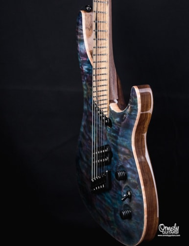 Ormsby NAMM 2020 Custom SX Carved Top Quilt