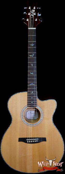 2020 Paul Reed Smith SE A55E Cutaway Eletric-Acoustic Guitar