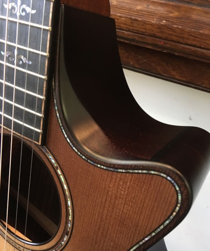 ~2020 TAYLOR  912 CE Builder's Edition Shaded top