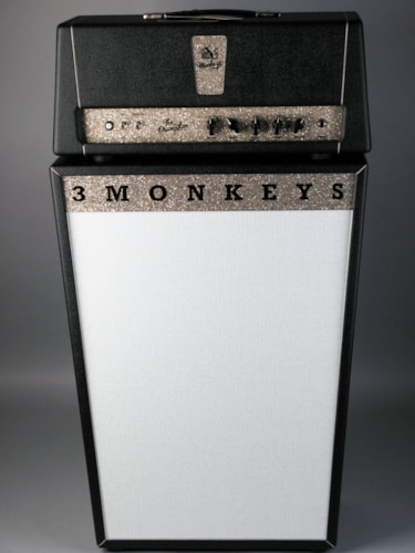 3 Monkeys Orangutan Amplifier Head & 2-12 Cabinet