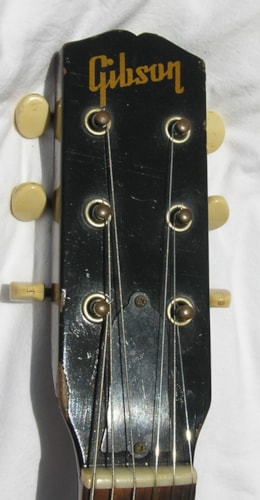 1960 Gibson Melody Maker Major Artist owned and Stage and studio used.