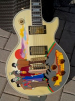 "1983 Gibson Les Paul Custom ""Yellow Submarine"""