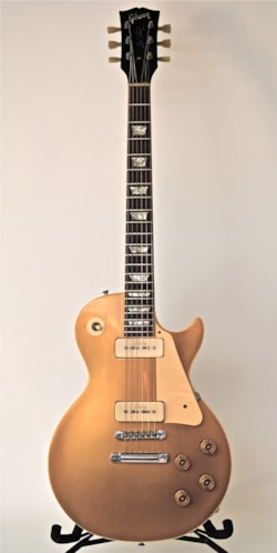 1971 Gibson 58' Les Paul Goldtop Reissue(Really 56') (