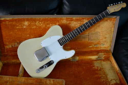 59 Fender Esquire (slab board)