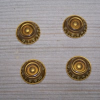 1959 Gibson Bonnet Knobs