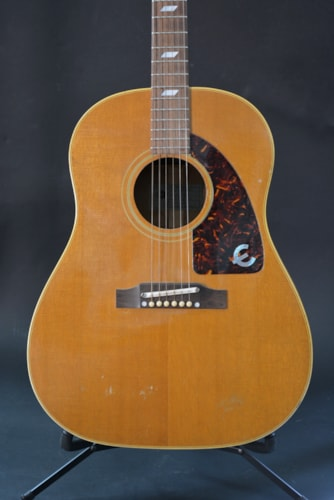 63' Epiphone Texan (round shoulder)