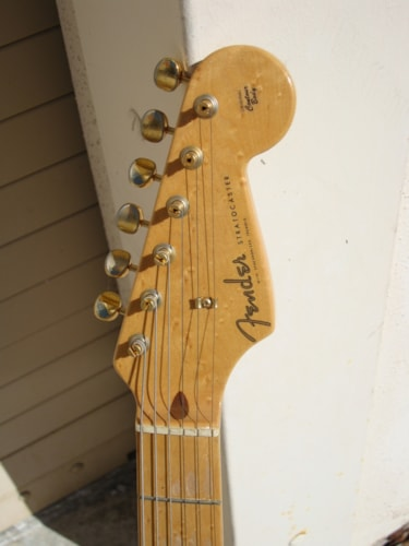 """1994 Fender '51 Nocaster & '54 Mary Kay Stratocaster Relic """"Prototype"""" Set"""