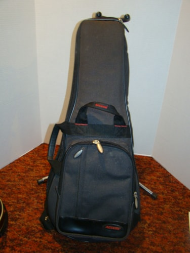 Access Deluxe Padded Gig Bag Black