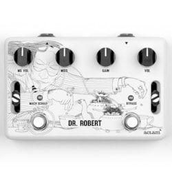 Aclam Dr. Robert Overdrive