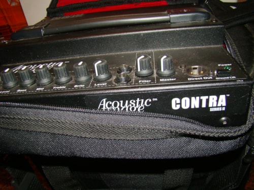 Acoustic Image Contra Near Mint