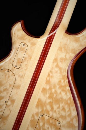 Alembic Darling - 5A Quilted Maple