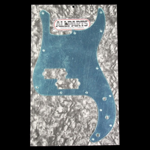 All Parts Mirror P-Style Bass Pickguard Brand New, $54.99