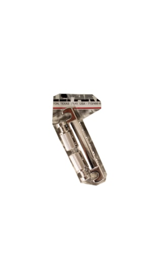 Allparts Stop Tailpiece w/ Studs & Anchors Nickel Plated