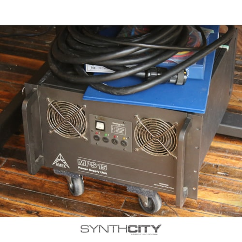 AMEK Big 28 w/ Automation, Stand and MPS15 Power Supply