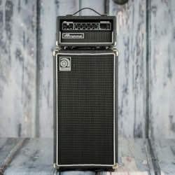 Ampeg Classic Series Micro-CL Stack, Black