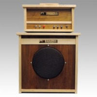 Analog Outfitters Organic 15 Head And 1x12 Cab