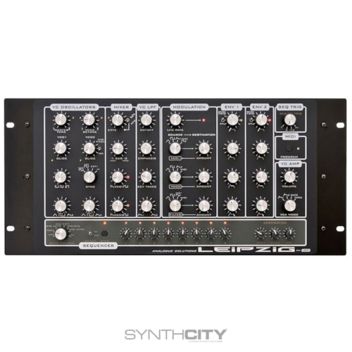 Analogue Solutions Leipzig-S Brand New