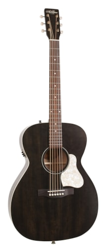 Art & Lutherie Legacy Faded Black Q1T Brand New $449.00