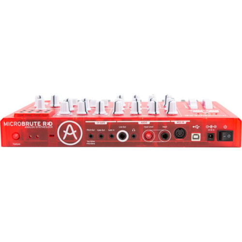 Arturia Microbrute Limited Edition in Red Brand New, $299.00
