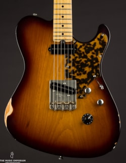 Asher Guitars Asher T-Deluxe 50's Tobacco Burst